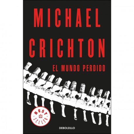 El Mundo Perdido Michael Crichton (Tapa blanda)