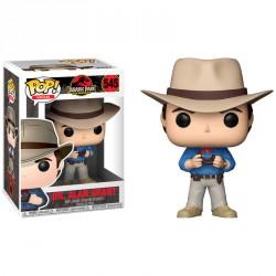 Figura Funko Jurassic Park Dr Alan Grant