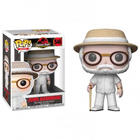 Figura Funko Jurassic Park John Hammond