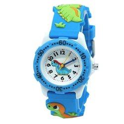 Reloj para niños de dinosaurios