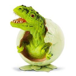 Huevo de T-rex marca Safari Descatalogado coleccionista