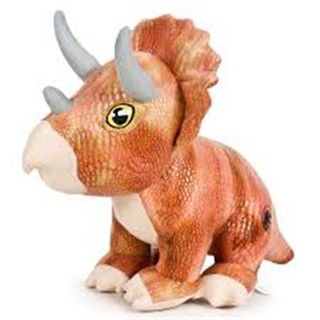 Peluche Jurassic World Triceratops 27 cm