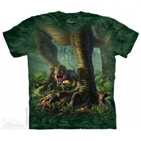 Camiseta Niño The Mountain Pequeño Rex