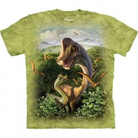 Camiseta Niño The Mountain Pandilla de Raptores