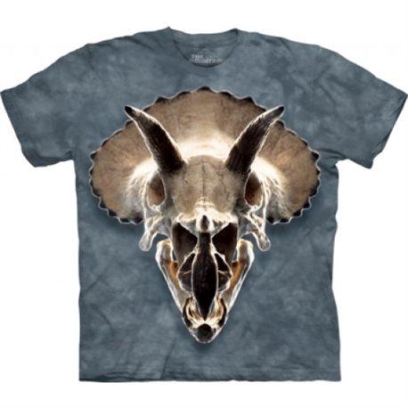 Camiseta Niño The Mountain Calavera de Tricratops