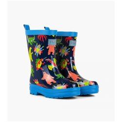 Botas de agua Hatley Dinosaurios