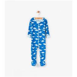 Hatley Pijama de bebé Algodon Orgánico Dinosaurios