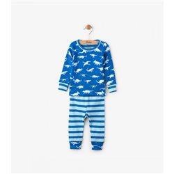 Hatley Pijama de dos piezas algodón orgánico para Bebés