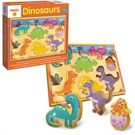 Encajable Dinosaurios