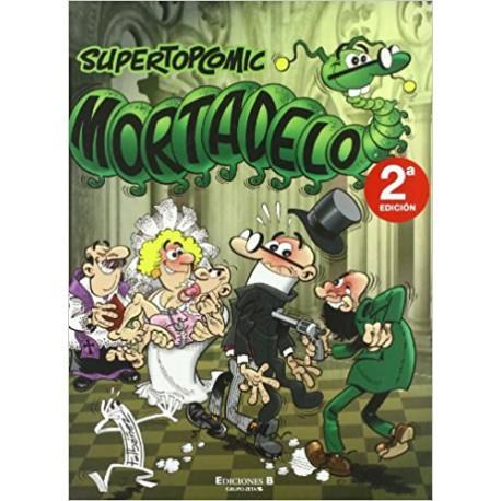 Supertopcomic Mortadelo