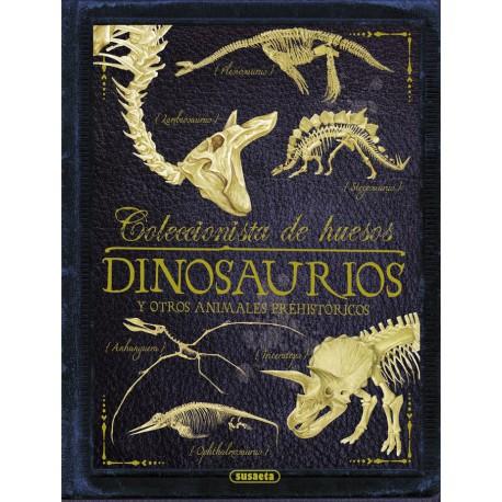 Coleccionista de Huesos, Dinosaurios y otros Animales Prehistoricos