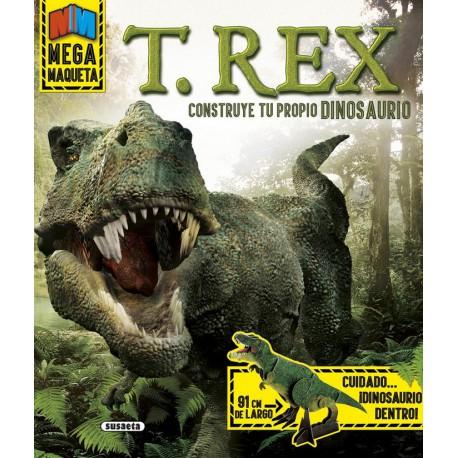 Construye Tu Propio Dinosaurio T.Rex