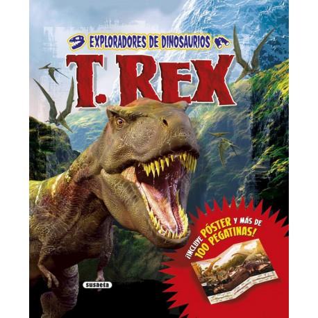 Exploradores de Dinosaurios T.Rex