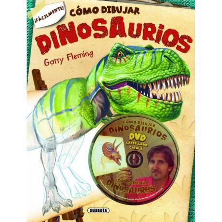 Como Dibujar Dinosuarios