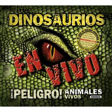 Dinosaurios en Vivo