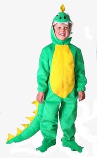 Traje para niños carnaval dinosaurio