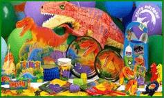 Decoración Fiesta Dinosaurios