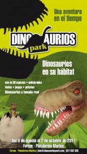 Dinosaurios Park Barcelona