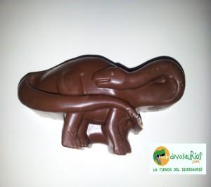 """""""braquiosaurio de chocolate negro"""""""