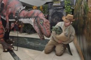 dinosaurios en toledo