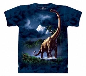 Braquiasaurio camiseta