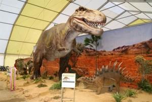 Foto de Europapress - Dinosaurios Park