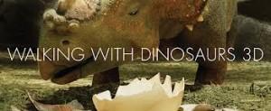 Estreno de una nueva película de dinosaurios a finales de 2013, Walking with Dinosaurs, The Film 3D, no os perdáis el tráiler, tiene muy buena pinta!!!