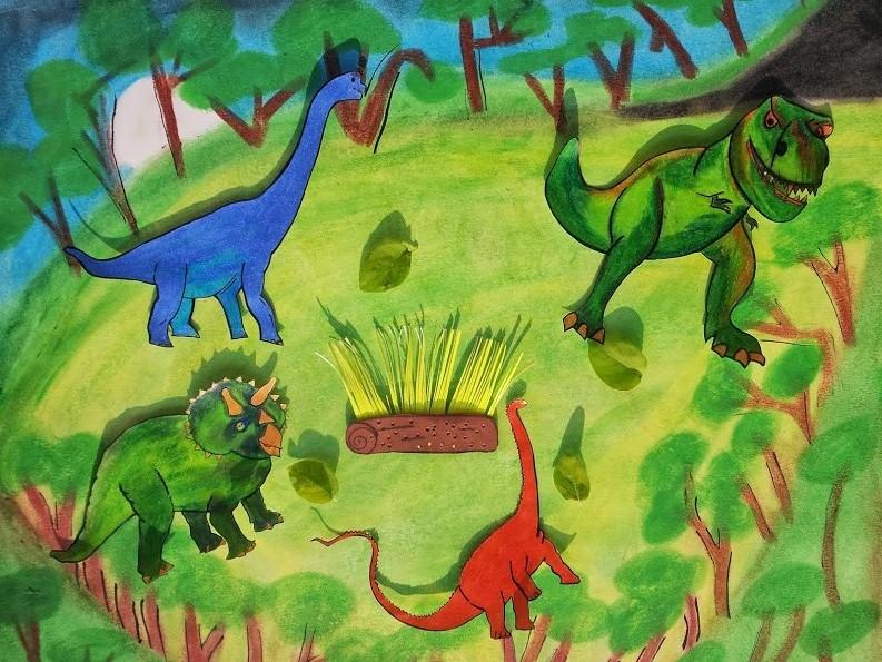 Dinosaurios, Hugo, Sauri, Tododinosaurios,