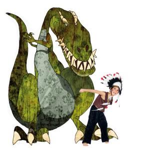 dinosaurio granada