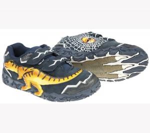 Dinosoles t-rex azul web