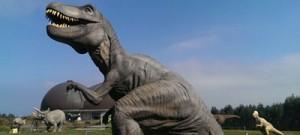 T rex muja