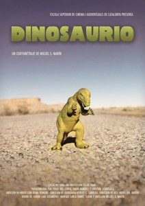 dinosaurio cortometraje