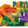 Fiestas de dinosaurios