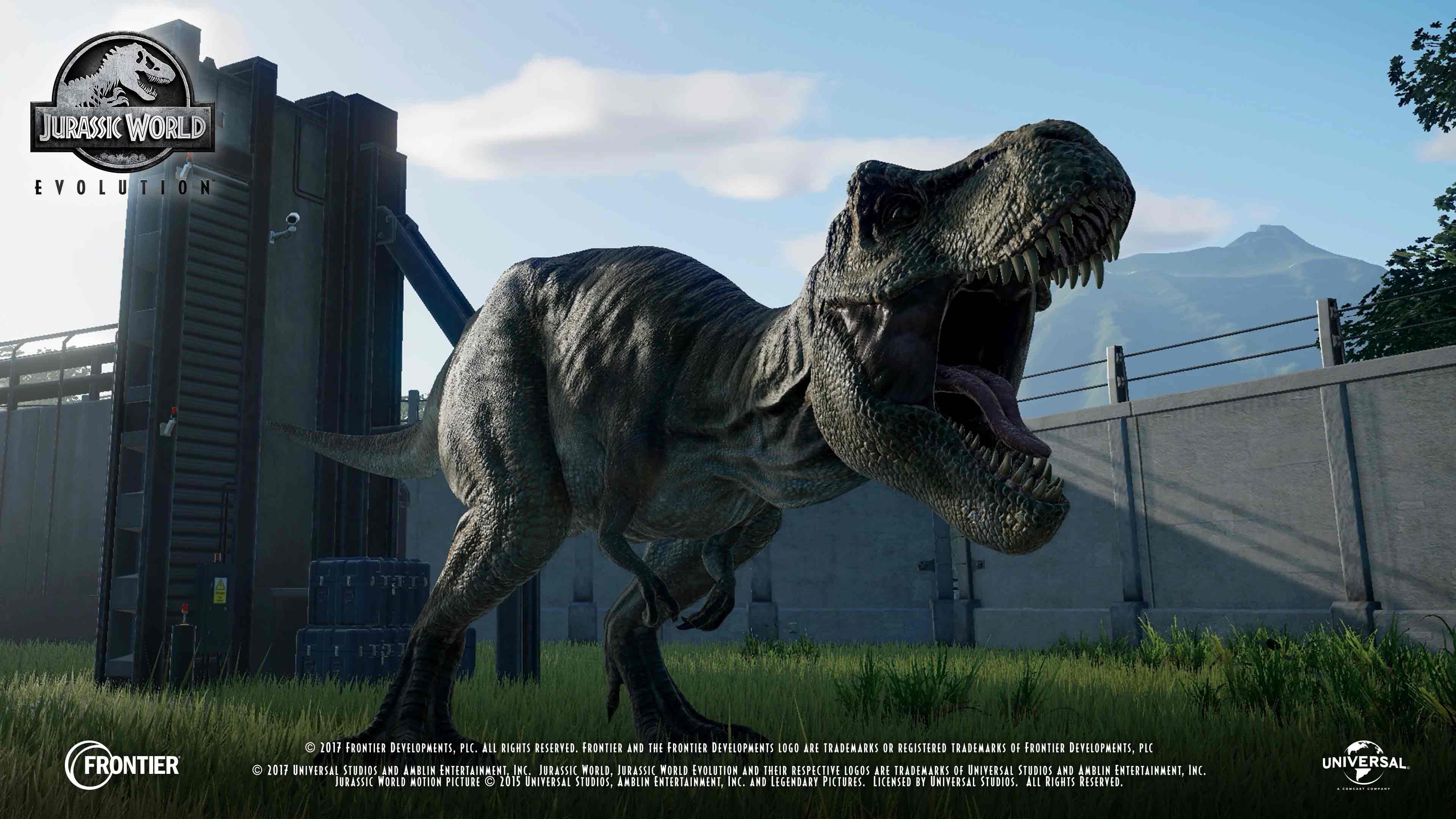 Videojuego Jurassic World Evolution Construye Tu Parque De Dinosaurios Para defenderte de las mamás que quieren defender a sus crías y recuperar los preciados huevos. videojuego jurassic world evolution