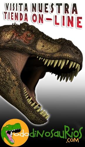 La tienda de los dinosaurios en España