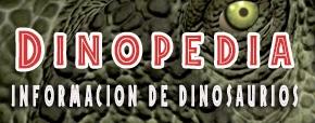 Dinopedia, informacion de dinosaurios