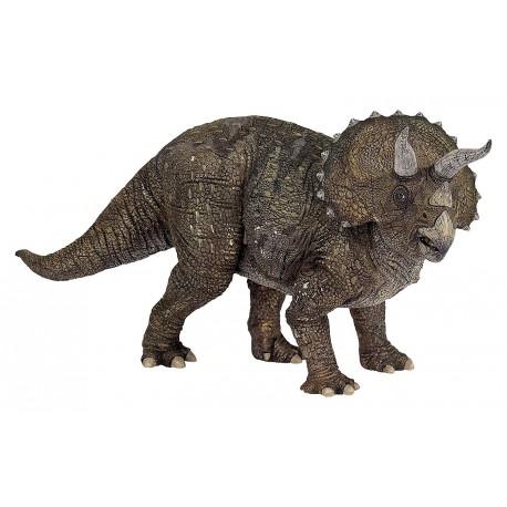 figura de dinosaurio Triceratops Papo