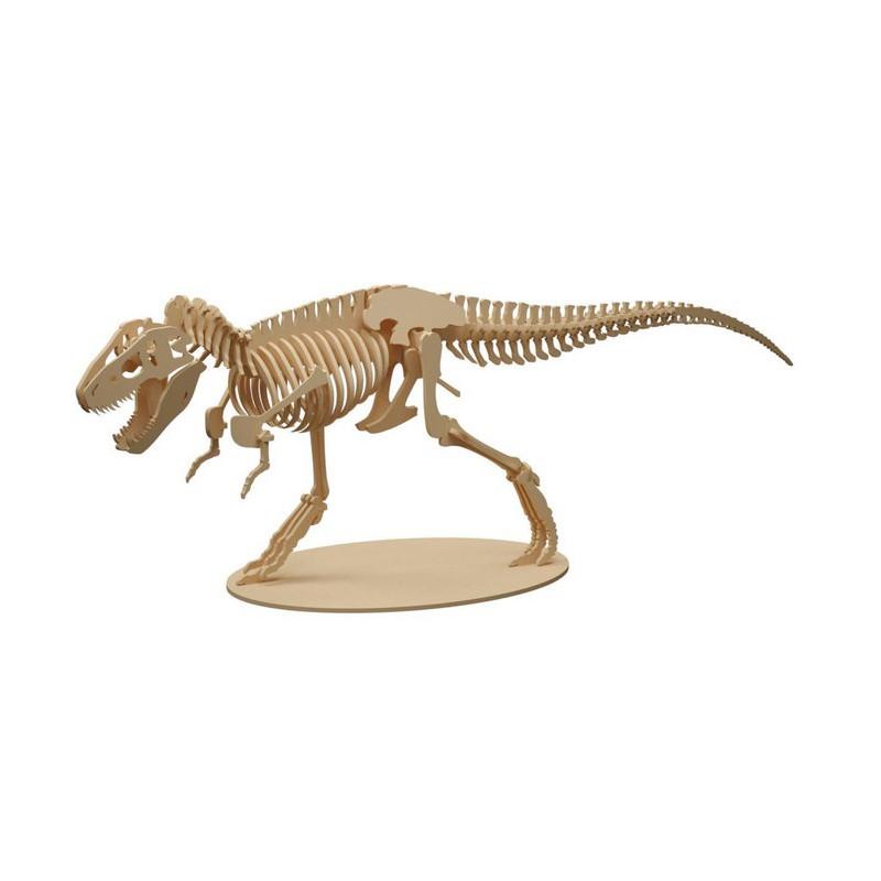 Tyranosaurus Rex de madera para montar
