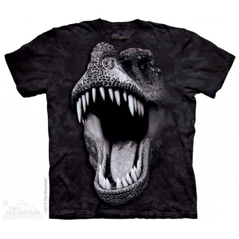 CAmiseta de dinosaurio tiranosaurio Rex