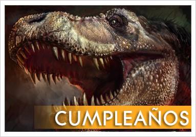 Cumpleaños-tododinosaurios